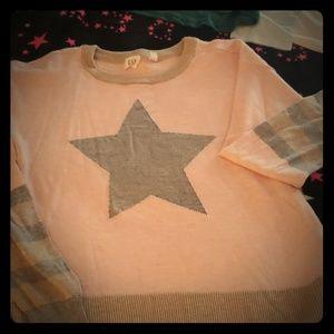 Girls long sleeve Shirts/short sleeve ( LOT)